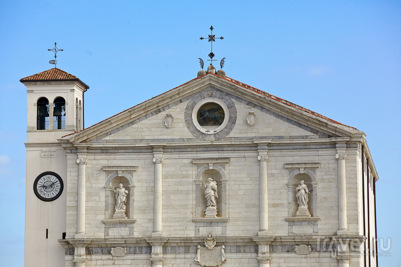 Собор Duomo di Palmanova, Италия / Фото из Италии