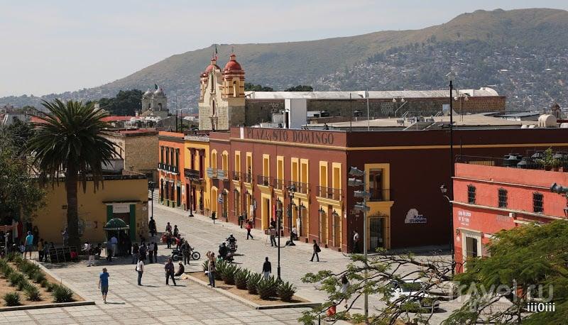 В городе Оахака, Мексика / Фото из Мексики