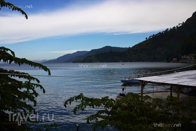 C любовью об Индонезии. Озеро Тоба + Джакарта / Индонезия
