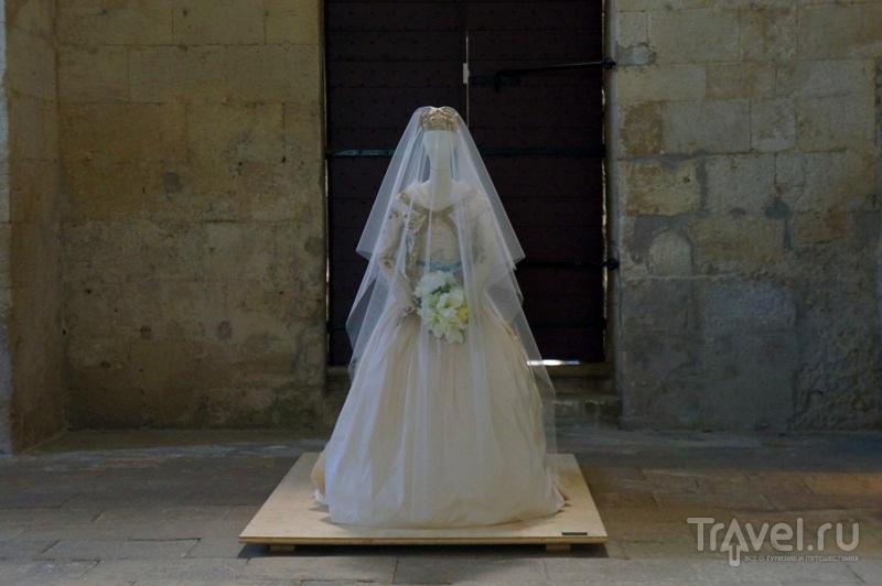 Аббатство Монмажур. Страшно красиво / Франция