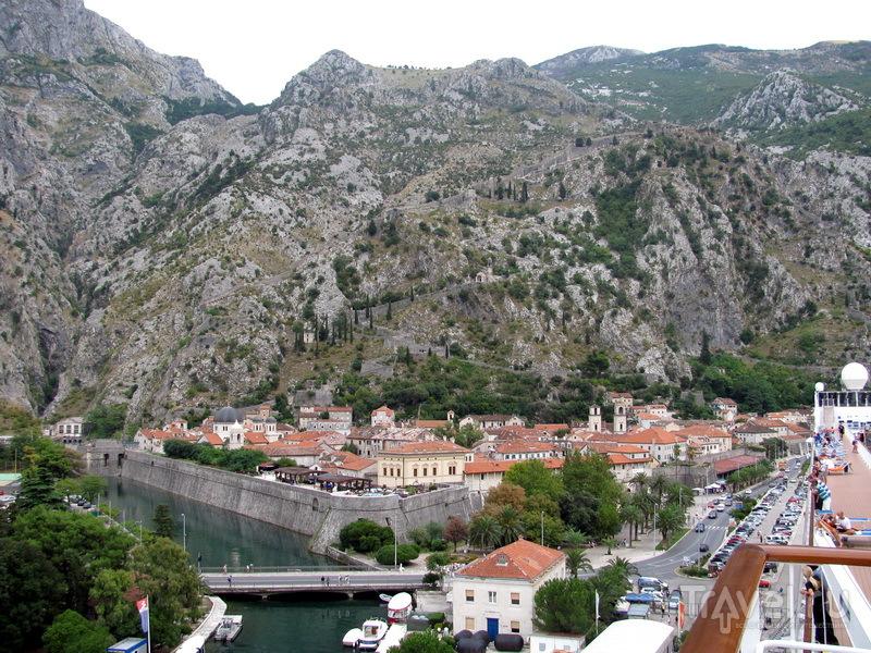 Круиз по восточному Средиземноморью / Хорватия