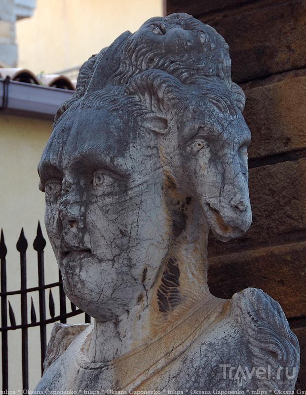 Монстры виллы Палагония - сюрреалистический шедевр / Италия