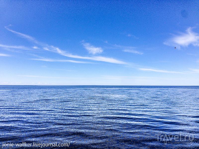 Онежское озеро, Россия / Фото из России