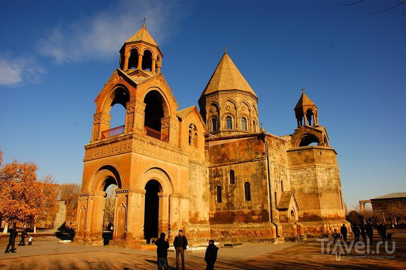 Кафедральный собор Святого Эчмиадзина / Армения