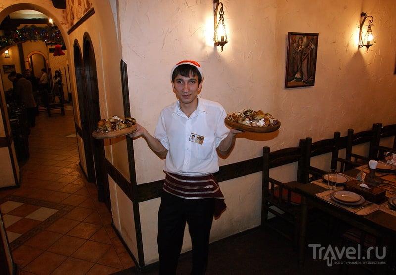 "Ресторан ""Кавказ"" / Армения"