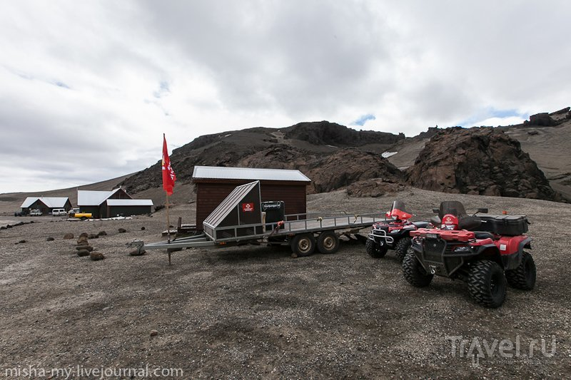 Путешествие в Исландию. Дорога в Центр пустоты / Фото из Исландии