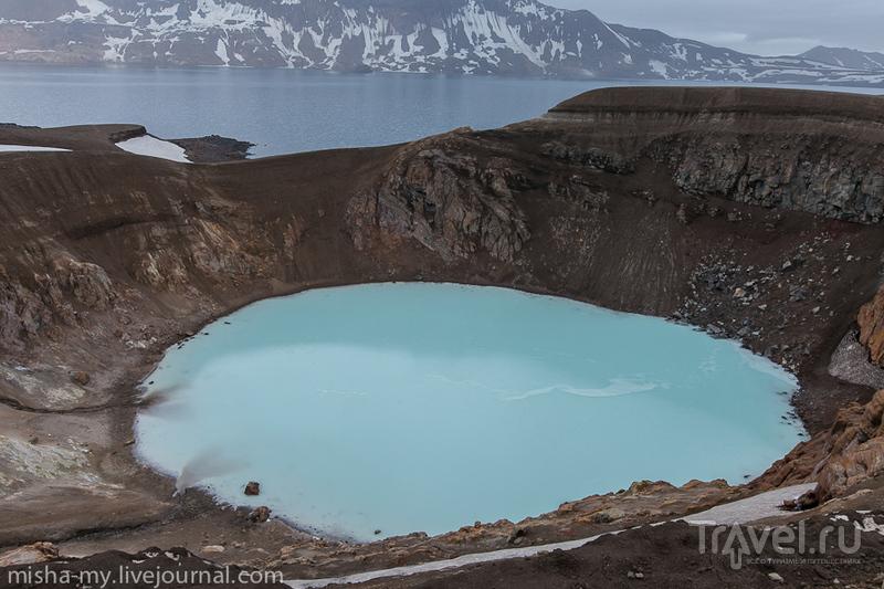 Озеро Вити (Viti), Исландия / Фото из Исландии