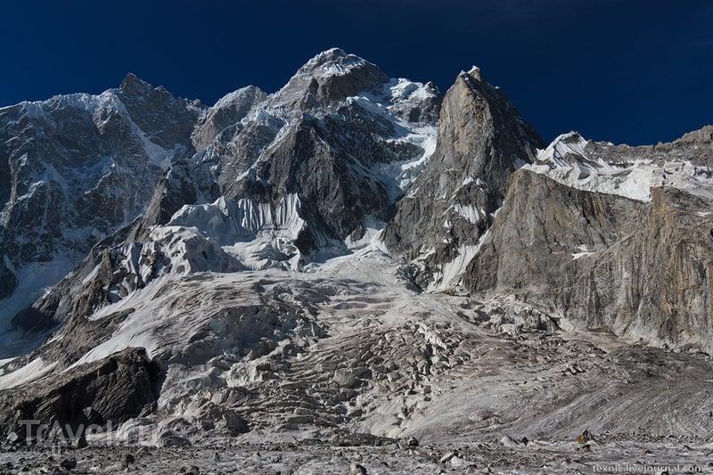 В горах Пакистана / Фото из Пакистана