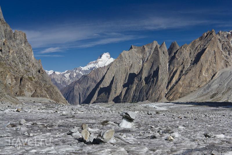Гора Машербрум, Пакистан / Фото из Пакистана
