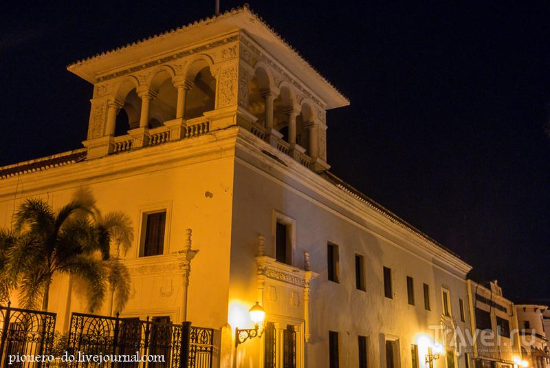Дом Святого Таинстваи в Санто-Доминго, Доминикана / Фото из Доминиканской Республики