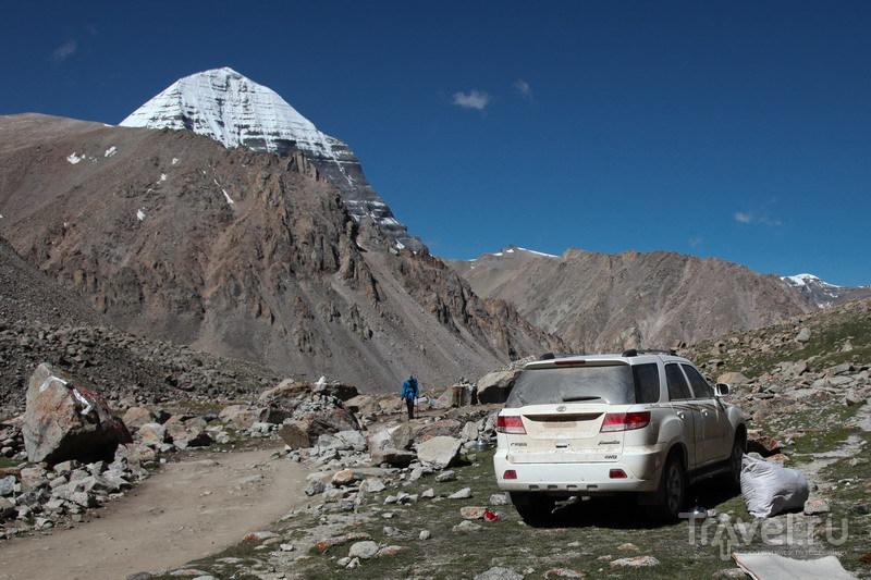 На внедорожниках в Тибет. Вокруг Кайласа / Китай