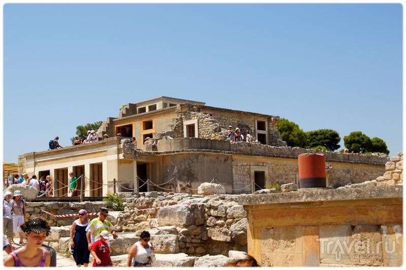 Крит. Кносс / Греция