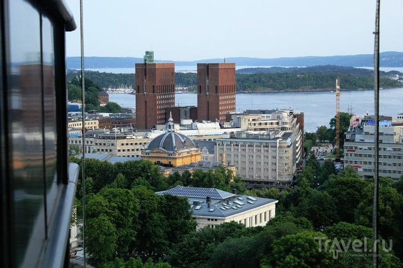 Осло-фьорд в Осло, Норвегия / Фото из Норвегии