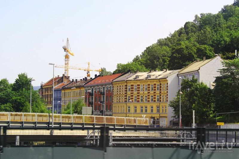 Июльские выходные в Осло: общие впечатления / Фото из Норвегии