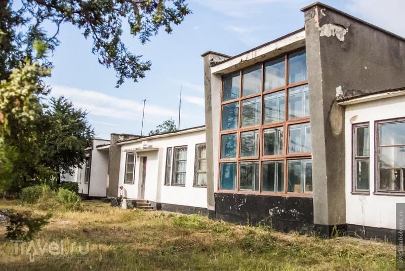 Шабо. Центр культуры вина / Украина