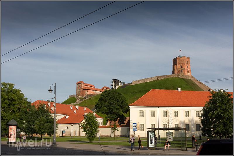 Башня Гедемина в Вильнюсе, Литва / Фото из Литвы