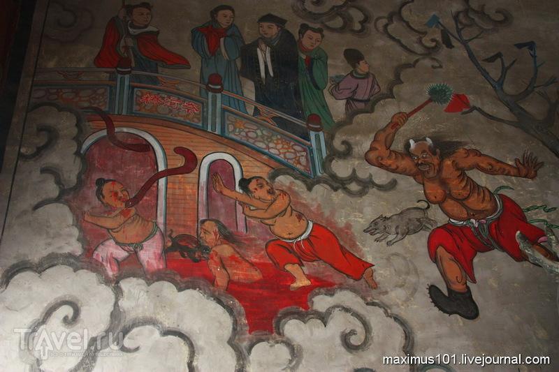 Музей пыток в Китае / Китай
