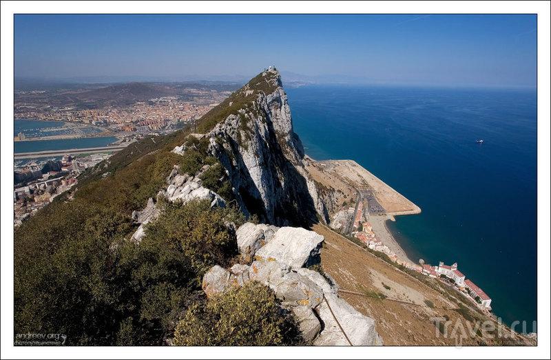 В Гибралтаре / Фото из Гибралтара