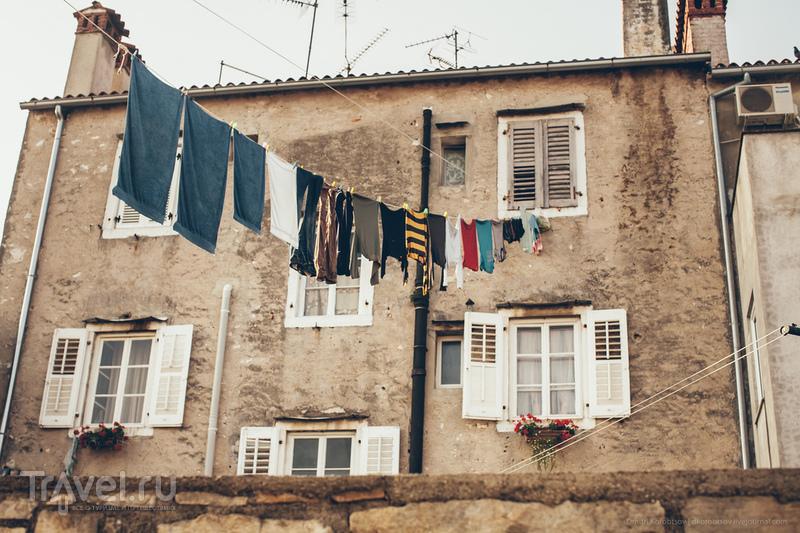 Путевые заметки: Пореч, Хорватия / Фото из Хорватии