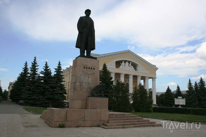Удивительные памятники Йошкар-Олы / Фото из России