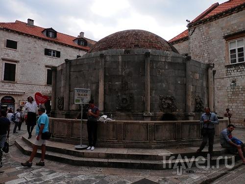 Дубровник - между Ялтой и Бари / Хорватия