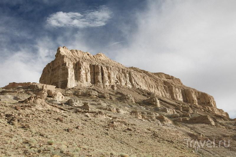 Руины тибетского царства Гуге, Китай / Фото из Китая