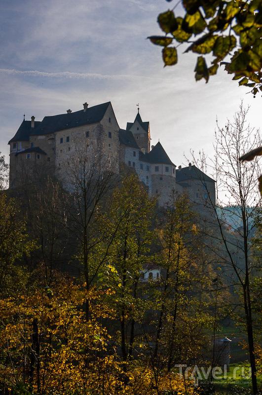 Замок Локет / Фото из Чехии