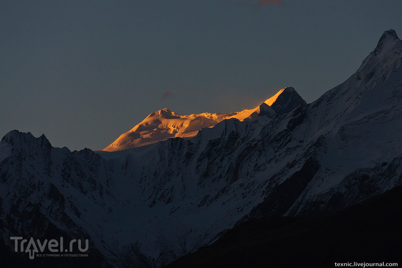Spantik (Golden) peak, Пакистан / Фото из Пакистана