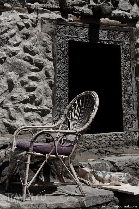Baltit Fort в Каримабаде, Пакистан / Фото из Пакистана