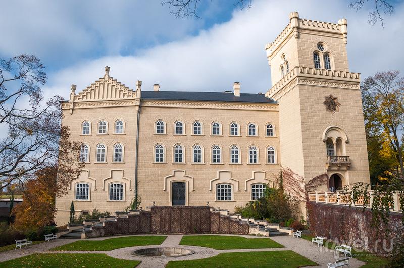 Замок Хише, Чехия / Фото из Чехии