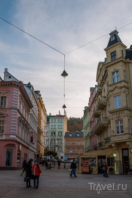 Замок Хише и Карловы Вары / Фото из Чехии