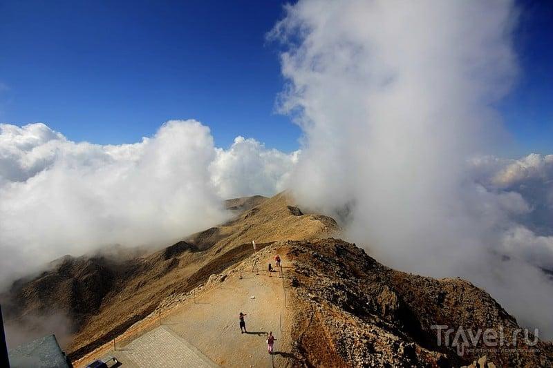 Горная вершины Тахталы, Турция / Фото из Турции
