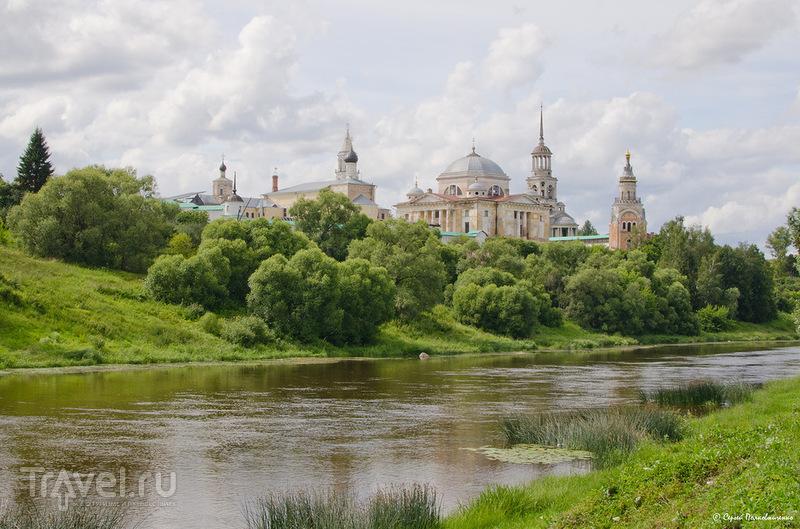 Борисоглебский монастырь в Торжке, Россия / Фото из России