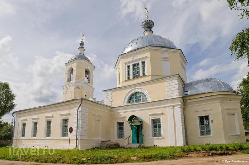 Церковь Николая Чудотворца в Торжке, Россия / Фото из России