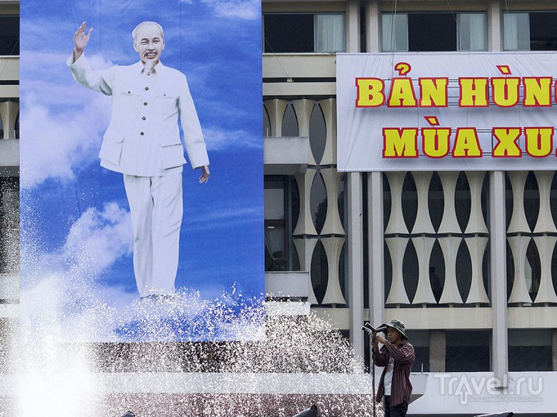 Хошимин. Достопримечательности / Фото из Вьетнама