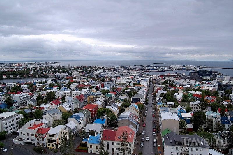 Исландия. Рейкьявик / Фото из Исландии