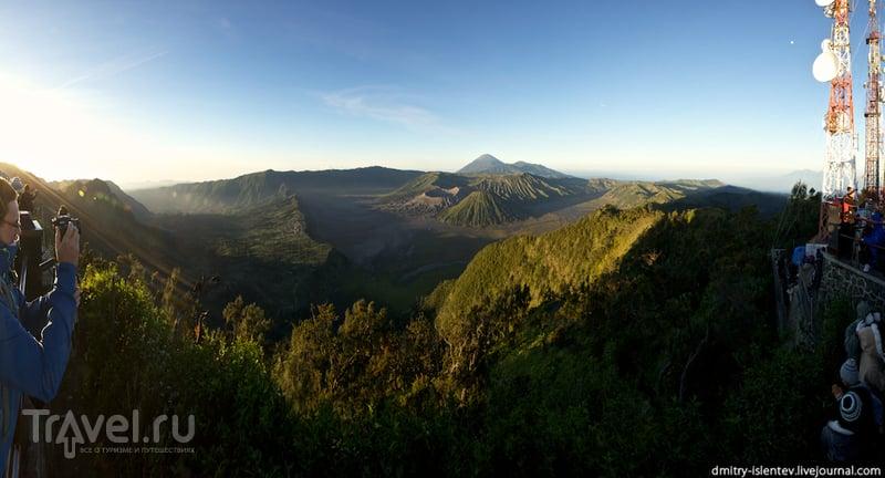 Панорама Бромо / Индонезия