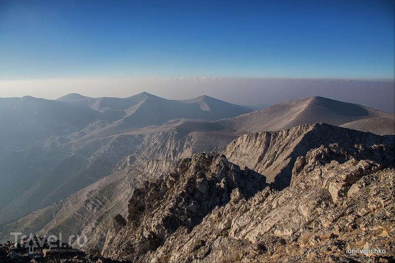 Подняться на гору Олимп и не подохнуть / Греция