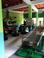 На чайной фабрике / Шри-Ланка