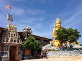 Статуя Шивы / Шри-Ланка