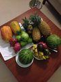 Местные фрукты / Шри-Ланка