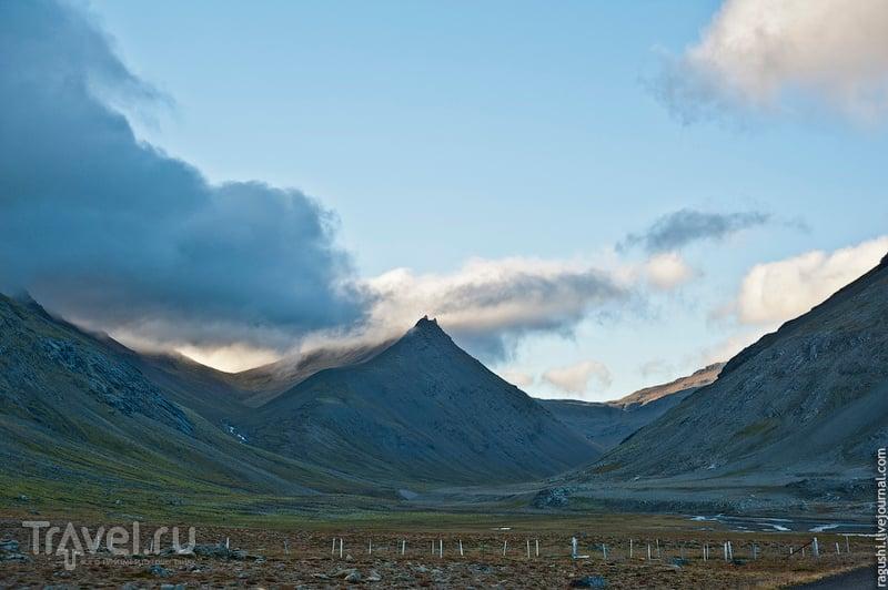 Самый красивый отрезок маршрута по Исландии / Фото из Исландии