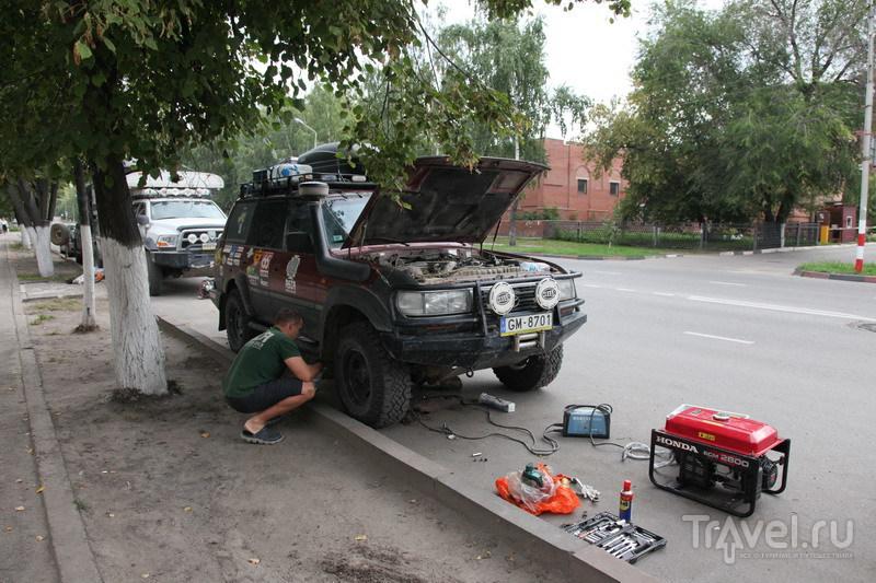 На внедорожниках по Казахстану / Фото из Казахстана
