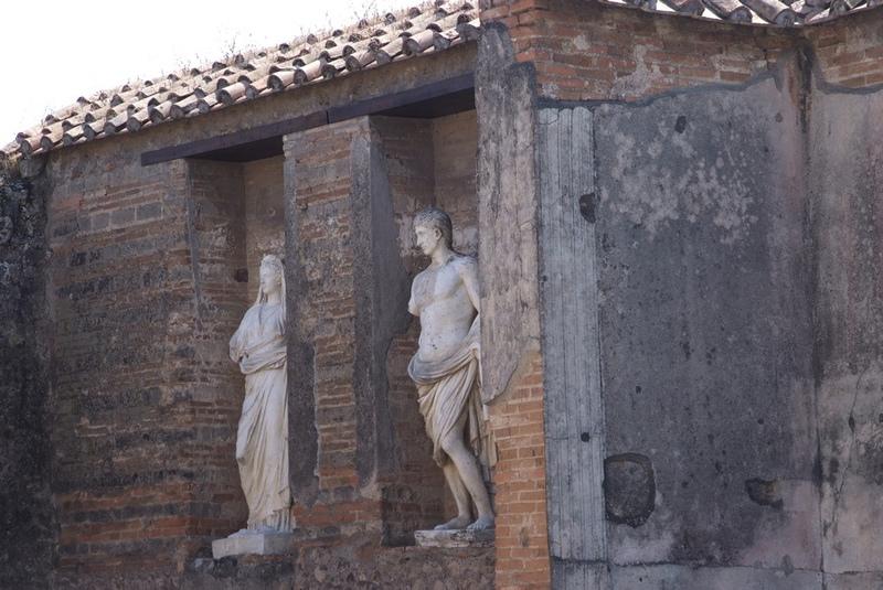 Города Искусств. Помпеи / Италия