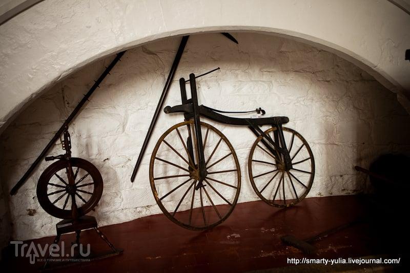 Нортумберленд, замок Бамбург (Bamburgh castle) / Великобритания