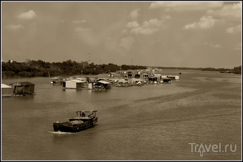 В дельте Меконга, Вьетнам / Фото из Вьетнама