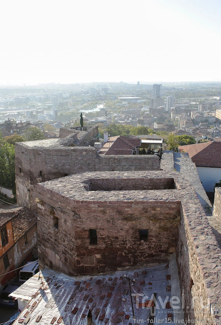 Анкара. Старый и новый город / Турция