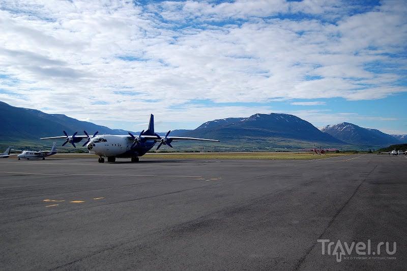 Север Исландии. Акурейри / Исландия