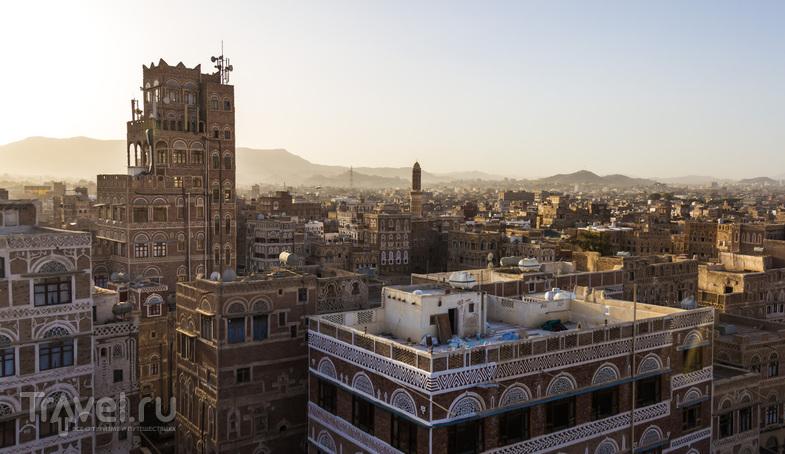 Йемен. Сана / Фото из Йемена