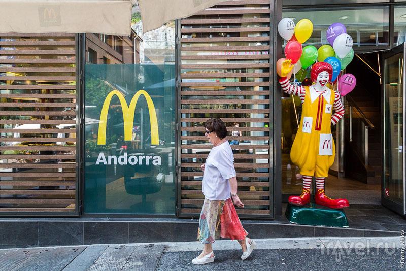 В Андорре / Фото из Андорры